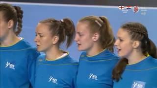 Magyarország - Szlovénia, Junior VB, 2018. 07. 10.