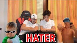 Hater Kommentare Kommentieren 🤬🥵| HasnisWorld