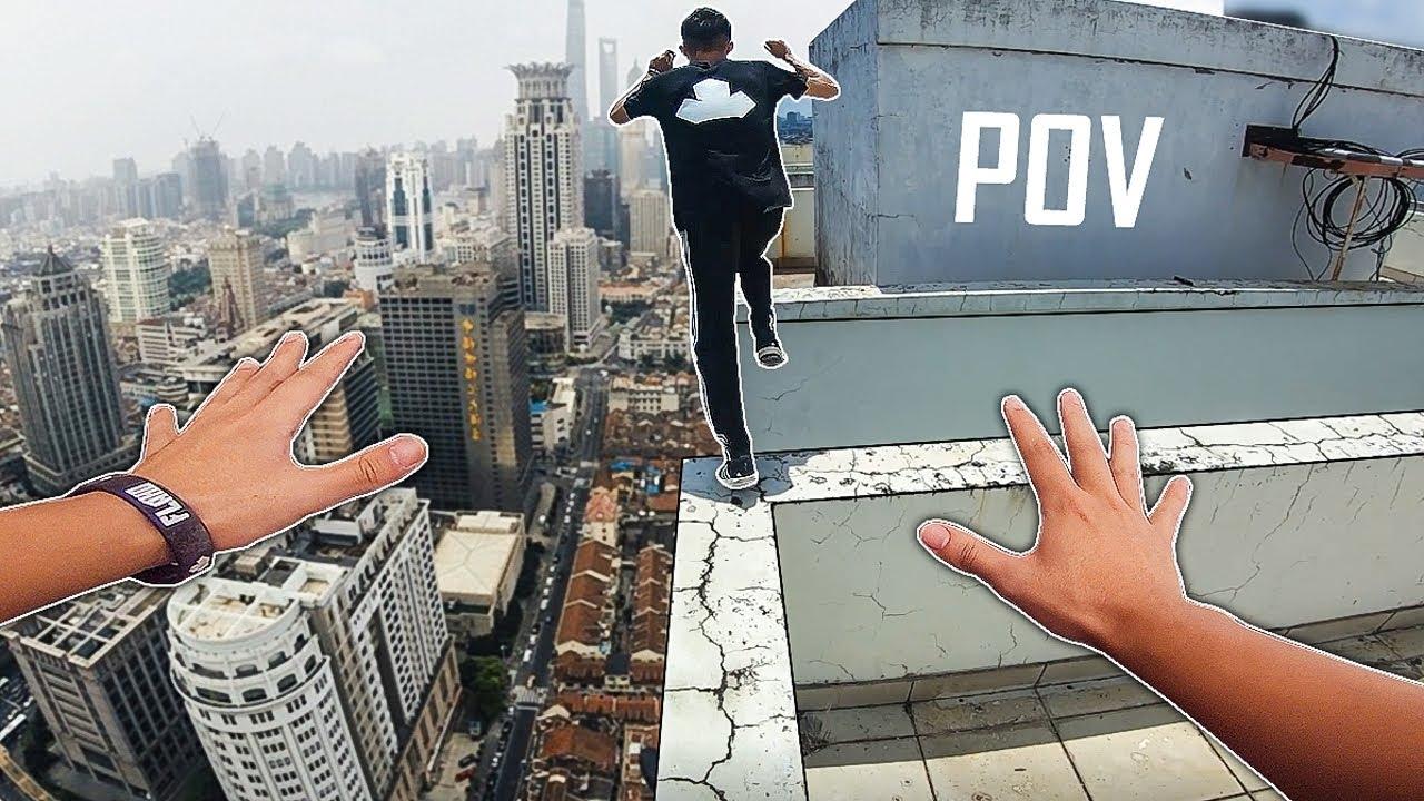 Crazy Parkour POV Vietnam 2019 | Chạy Đi Đừng Nhìn