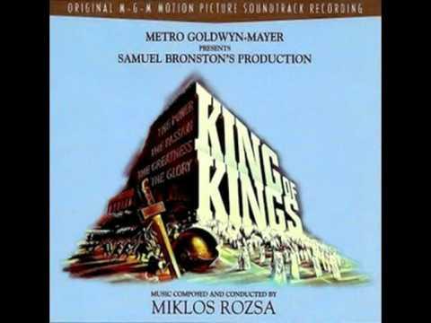 Miklós Rózsa - King of Kings (1961) - Ressurection and Epilogue