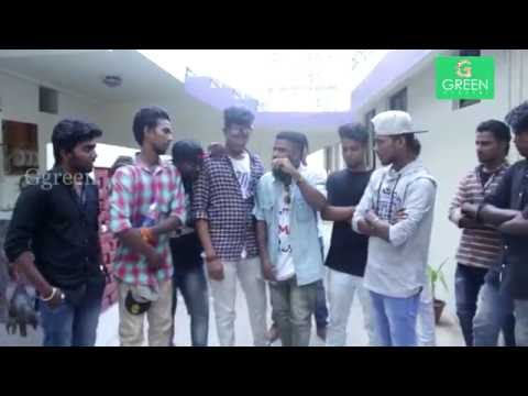 Tamil Rap, Hip Hop | Chennai Boys | Glitzz 16 | 2016 | Part 01