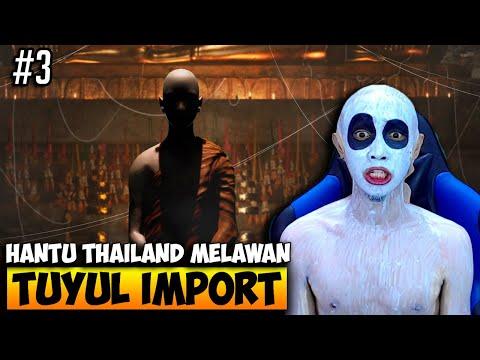TUYUL MELAWAN HANTU THAILAND NGAKAK ONLINE - HOME SWEET HOME EP 2 INDONESIA #3 - 동영상