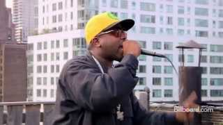 """Big Boi - """"General Patton"""" Billboard Tastemakers Session"""