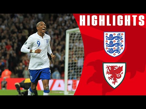 England vs Wales 1-0 Euro 2012 Qualifiers All Goals Highlights