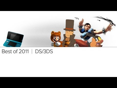 IGN's Best Nintendo DS/3DS Games Of 2011 Nominees Teaser