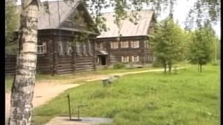 видео Музей деревянного зодчества (Лункино)