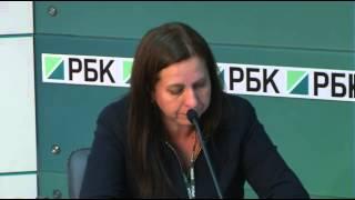 Пресс-конференция компании «РОЛЬФ»