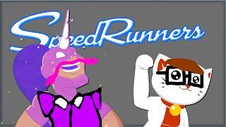 Speedrunners! WE SUCK