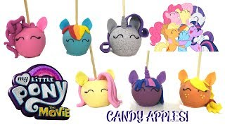 MY LITTLE PONY CANDY APPLES! - INSPIRE HAPPENINGS