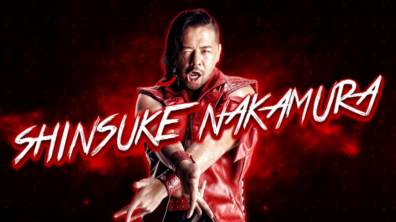 shinsuke nakamura wallpaper by - photo #12