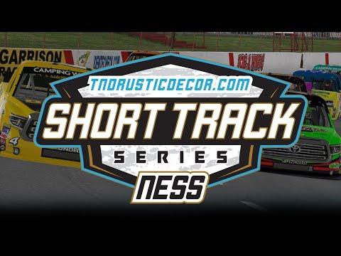NESS: South Boston   NASCAR CW Trucks   100 Lap Race