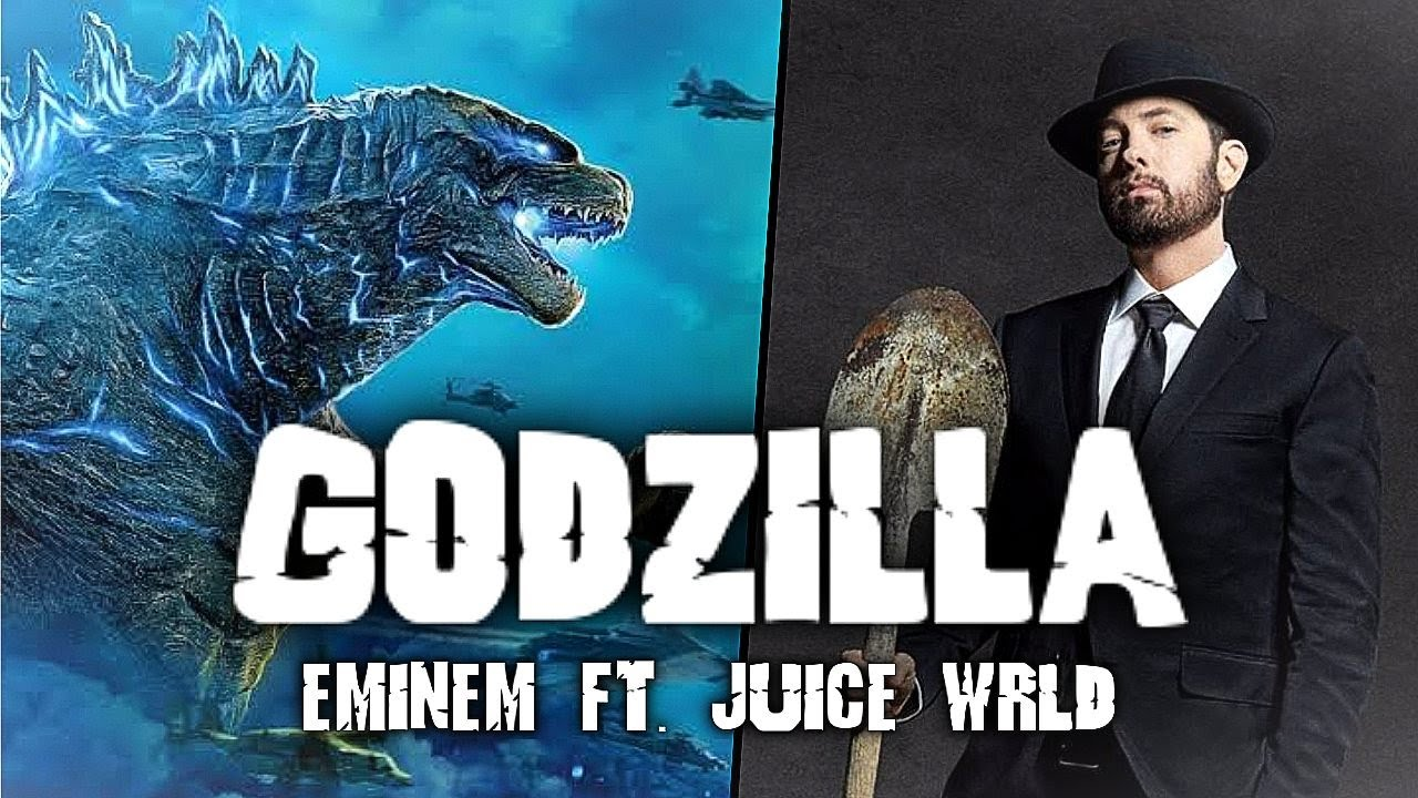 Eminem - Godzilla (ft. Juice WRLD) Godzilla: King of Monsters