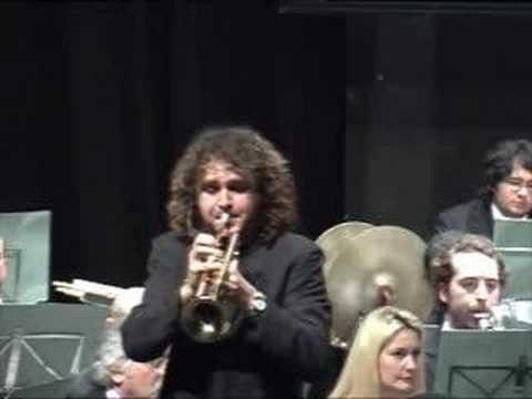 Marco Pierobon (solo Trumpet) - Concertpiece (James Curnow)