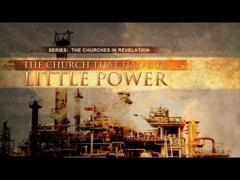 The Church That Had But Little Power - Tim Conway