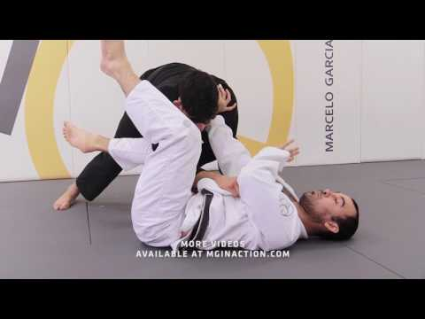 Marcelo Garcia: Guard vs Passing