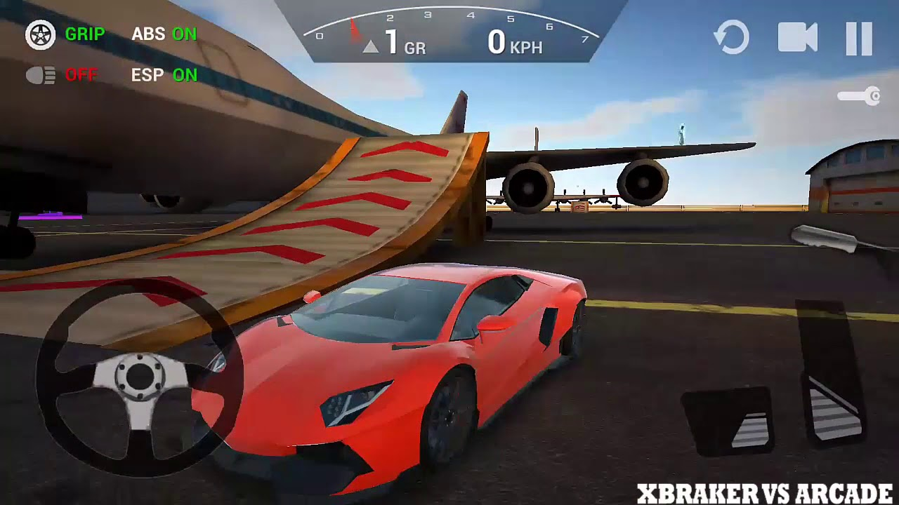 Attractive Ultimate Car Driving Simulator   Sport Car Drift   Android GamePlay FHD