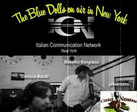 The Blue Dolls on ICN RADIO - NY