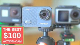 Akaso V50X after a Month: The Best $100 4K Action Camera. Period.