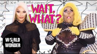 Conservation with Kimora Blac and Jaidynn Diore Fierce: WAIT, WHAT?