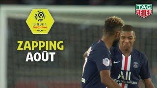 Zapping Ligue 1 Conforama - Août (saison 2019/2020)
