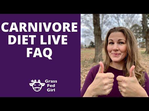 Carnivore Diet FAQ: weight loss, cravings, electrolytes, holiday/ travel tips, Keto treats and more