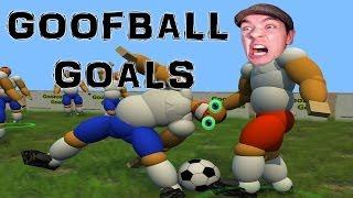 SUMOTORI SOCCER | Goofball Goals