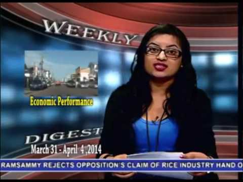Weekly Digest March 31 April 4,2014