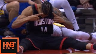 Gerald Green On Fire / Rockets vs GSW