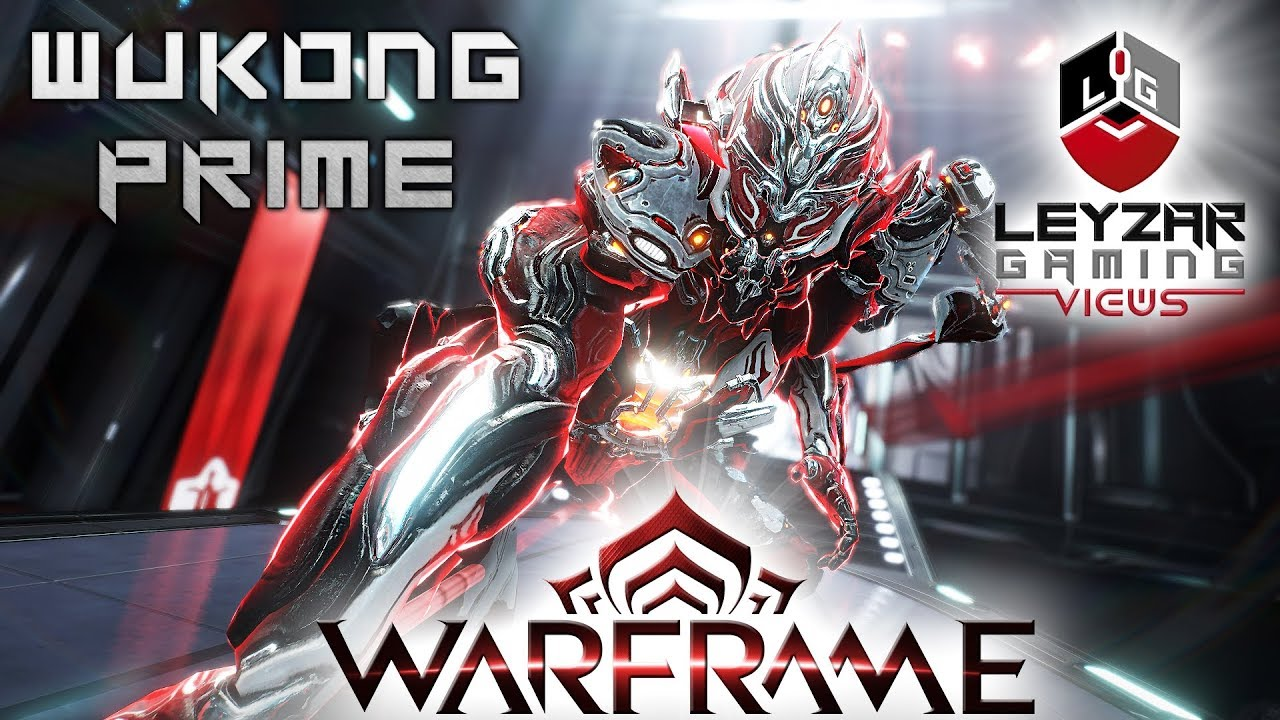 Wukong Prime Iron Staff Build - Condition Overload w/ Crit (Warframe  Gameplay)