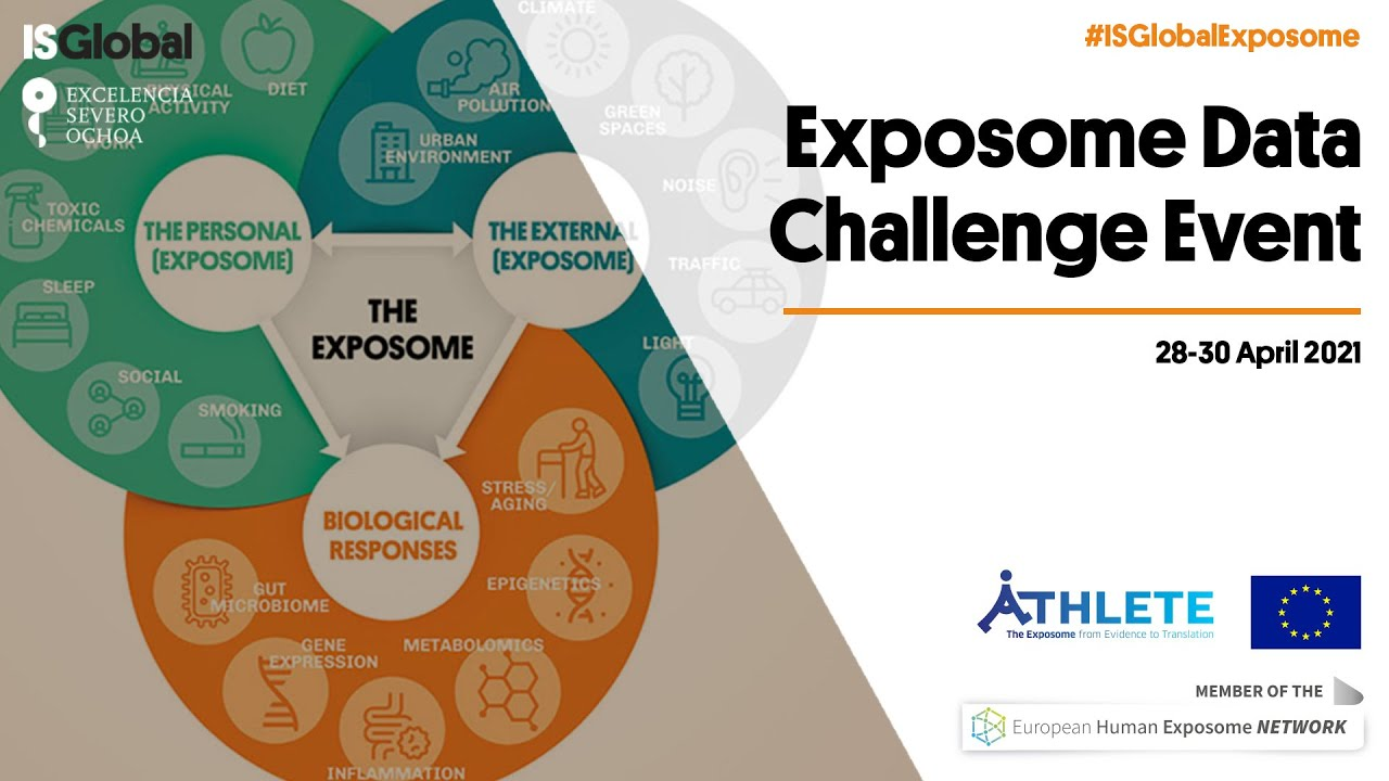 25 Exposome Data Challenge   10 day Expo. analytics, Topic 10 Biomed. sci. &  ML, Topic 10 Causal modeling