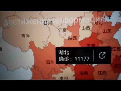 🌎Коронавирус (2019-nCoV ) из Китая - Tere LifeVlog (Таблица реальные данных 03.02.2020)