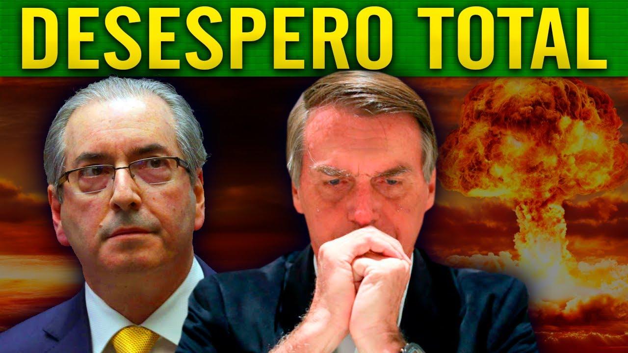 REVIRAVOLTA!? EDUARDO CUNHA VOLTA E SE ALIA B0LSONARO!!