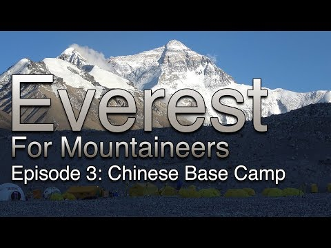 Everest For Mountaineers: Episode 3
