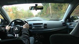 2010 Mitsubishi Lancer Sportback Ralliart - Drive Time review | TestDriveNow