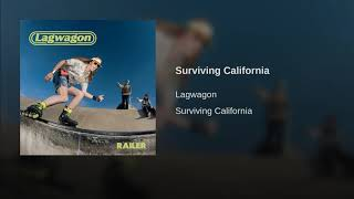 Lagwagon - Surviving California [2019]