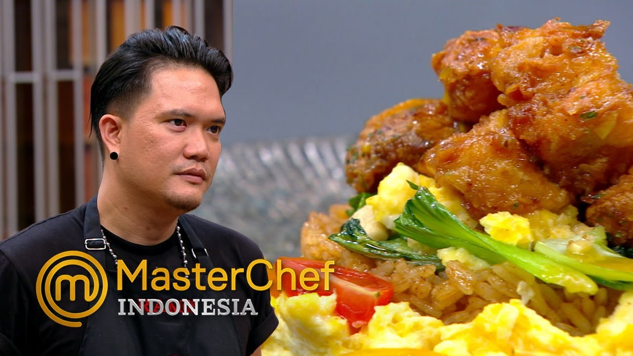 MASTERCHEF INDONESIA - Ada Apa Nih Chef Juna Kasih Sesuatu Ke Ramos   Galeri 6