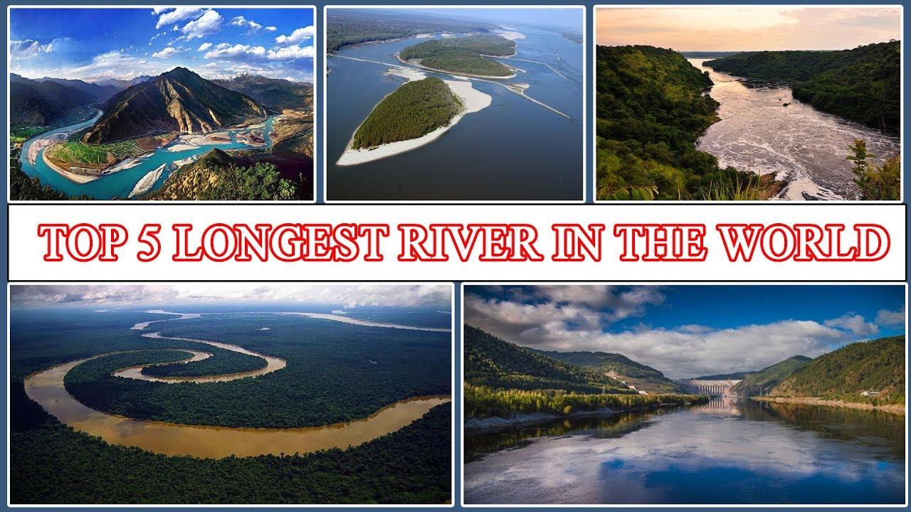 Top Longest River In The World Makkal Kural News YouTube - 5 longest rivers