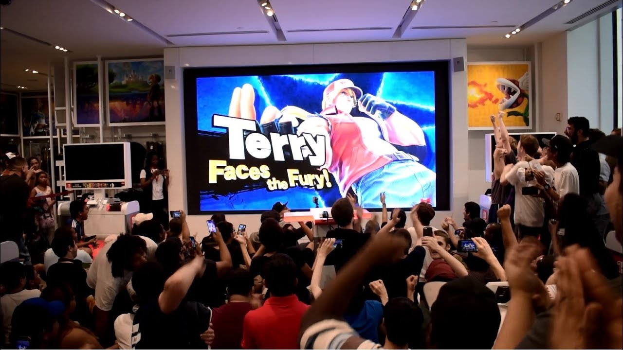Smash Bros. Might Make A Terry Bogard Fan Out Of You