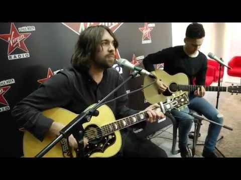 The Vaccines - No Hope acoustic live on Virgin Radio Italia