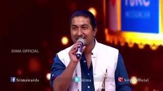 Micromax Siima 2015 Best Playback Singer Male Malayalam Vineeth Sreenivasan