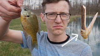 Testing out Survival Fishing Hooks/Do They Work?
