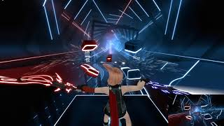 Beat Saber - They Don't Care About Us (Hard, Full Combo)