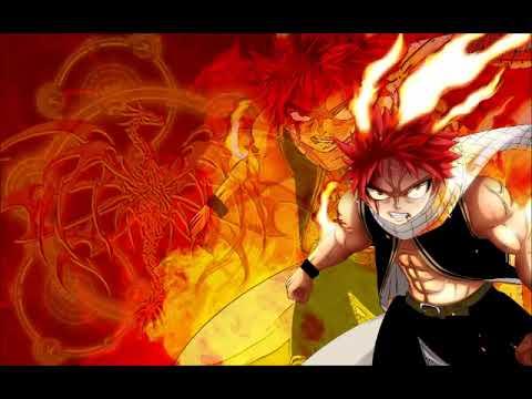 Fairy Tail - Natsu Theme Extended (18min)