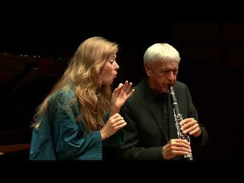 Barbara Hannigan & Michel Portal | Improvisation & Michel Portal - Improvisation