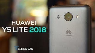 Huawei Y5 Lite 2018 - Review en Español
