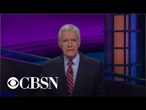 """""""Jeopardy!"""" host Alex"""