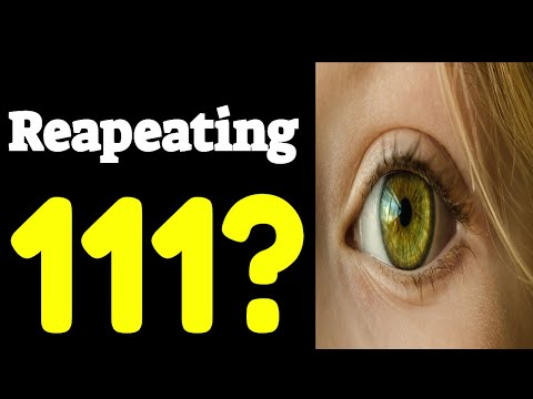 111 Number Meaning In Numerology - Numerology 111 Meaning: Do You Keep Seeing 111?