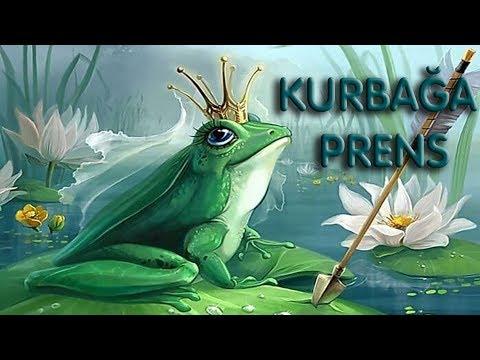 Ninni Perisi - Kurbağa Prens - Müjde Tuğsuz - Masal Ninniler