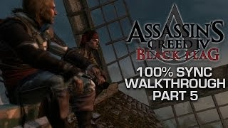 Assassin's Creed 4: Black Flag - Sequence 5 Completed Sync