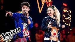 "Wszyscy trenerzy - ""All I Want For Christmas Is You"" | The Voice Kids Poland 3"